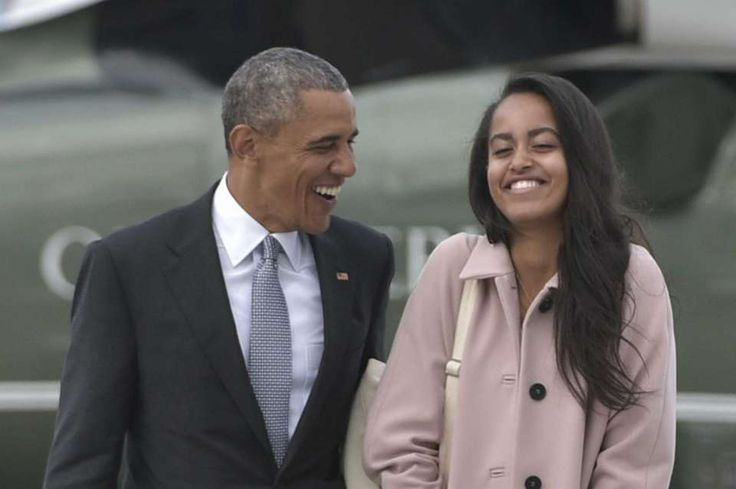 Malia Obama has chosen to attend Harvard, where both of her parents went to law school.