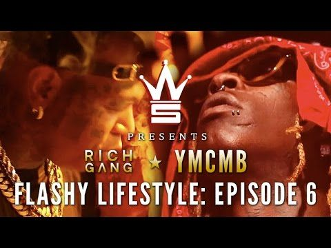 """YMCMB Ep. 3 - Rich Gang - Flashy Lifestyle """"BTS of Lifestyle ft. Young Thug & Rich Homie Quan"""" - YouTube"""