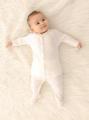 Merino Wool Baby Sleeper