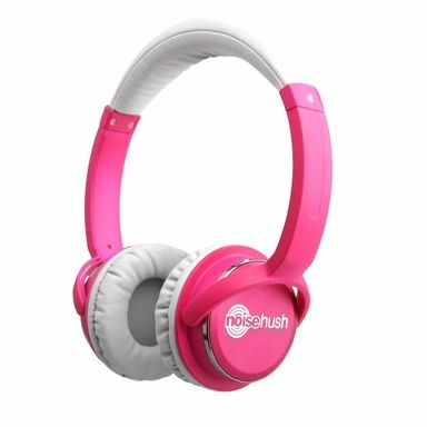 NoiseHush NX26 3.5mm Stereo Headphones with In-Line Mic Dark Pink #SecPro #SecurityProUSA #Security #Pro #USA #Tactical #Military #Law #Promo #Deal #Hypercel #Noisehush #Headphone #Earphone #Mobile #Noise #Hush #Tech #Technology #Music #Techno #Electronic #Bluetooth #Headset #NX26