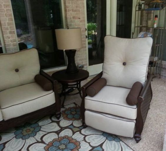 French Quarter Deep Seating From Pride Family Brands Enjoy Your Outdoor  Room   Yard Art Patio