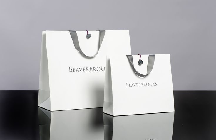 Luxury Retail Paper Bags & Luxury Paper Carrier Bags | Keenpac