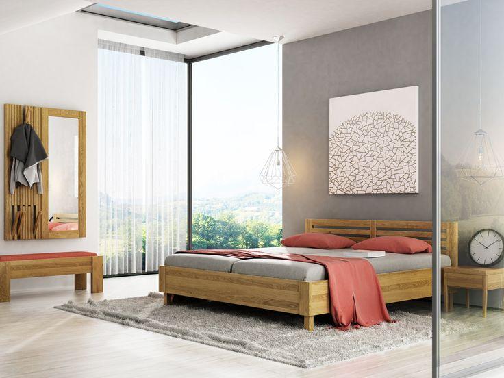 Die besten 25+ Eichenschlafzimmer Ideen auf Pinterest - schlafzimmer massiv komplett
