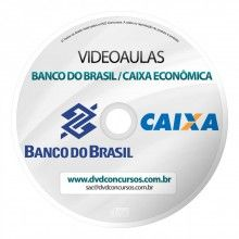 VIDEOAULAS CONCURSO BANCO DO BRASIL E CAIXA ECONOMICA FEDERAL