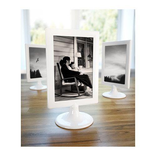 TOLSBY Cadre pour 2 photos IKEA Peut recevoir 1 photo de chaque côté.