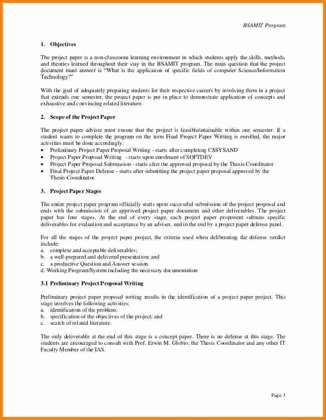 Project Proposal Format For Student Beautiful 7 Project Proposal Sample For Students Propos Project Proposal Example Project Proposal Template Project Proposal