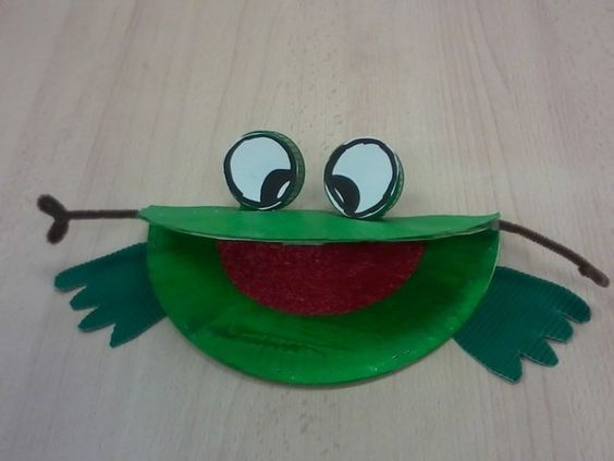 1000 images about projet grenouille maternelle on pinterest maze life cycles and frog art - Origami facile grenouille ...