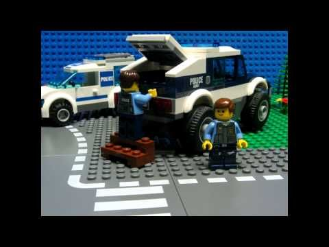 LEGO City Undercover: The Chase Begins Stop-Motion Feature - YouTube