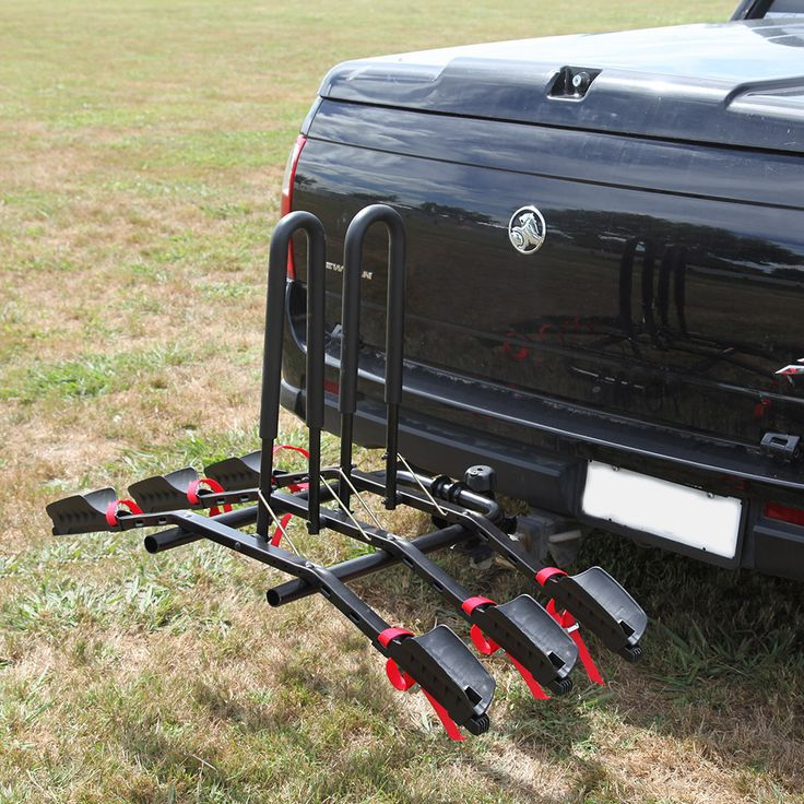 Towball Mount 3 Bike Channel Rack - $180 - Sale!
