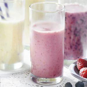 Recept - Milkshake rood fruit - Allerhande