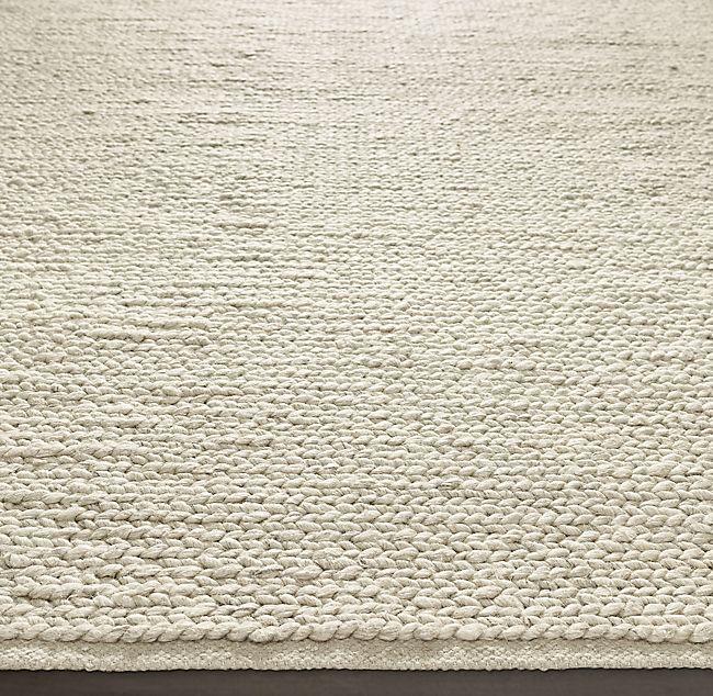 Braided Wool Rug Braided Wool Rug Wool Rug Wool Rug Decor