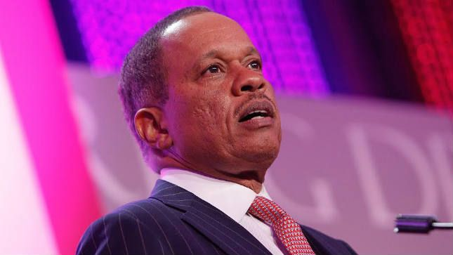 Juan Williams named Television Broadcast Journalist of the Year