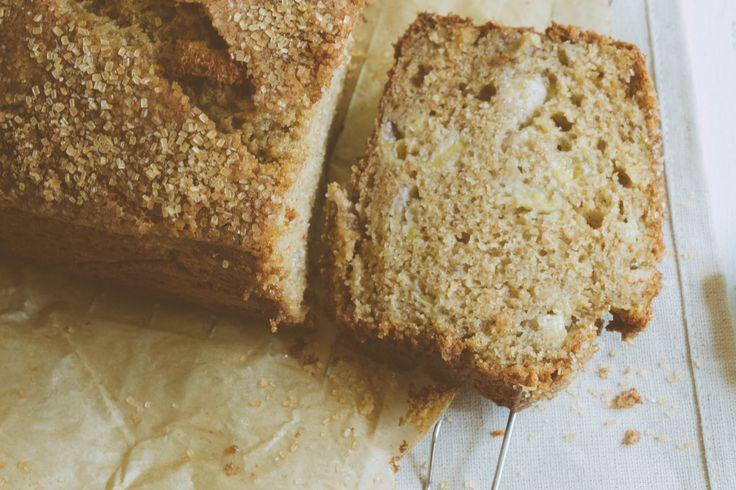 olive oil banana bread | Fiercely Fresh recipes | Pinterest | Oil ...