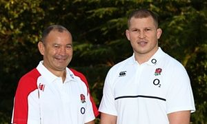 January 26 2016 -  Hooker Dylan Hartley named England rugby union captain
