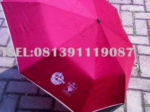 Proses produksi Payung promosi payung lipat, golf, Standard