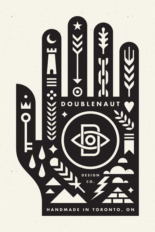 Doublenaut Love the graphics and the symbolic references with diverse appeal!