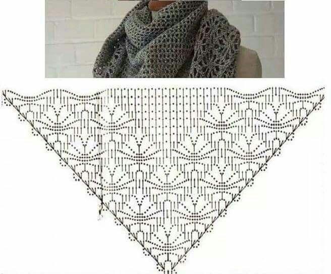Die 87 besten Bilder zu Crochet auf Pinterest | kostenlose Muster ...