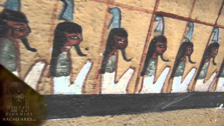 Dentro de la pirámide / Secretos de Egipto