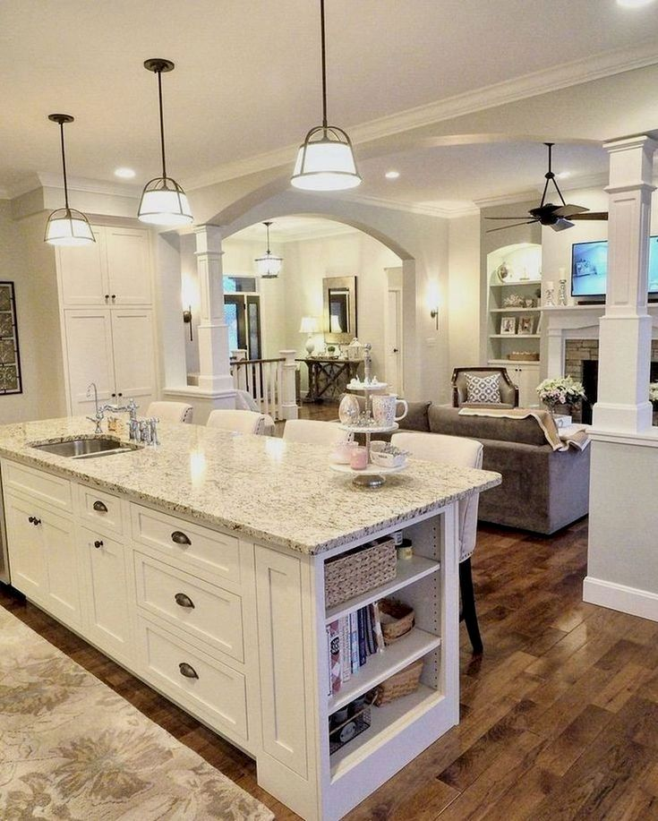 Kitchen Cabinet Colors - CHECK THE PICTURE for Many Kitchen Cabinet