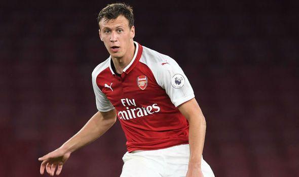 Arsenal news: Birmingham and Norwich to launch moves for Krystian Bielik    via Arsenal FC - Latest news gossip and videos http://ift.tt/2BAa0Lk  Arsenal FC - Latest news gossip and videos IFTTT