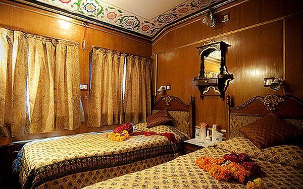 Kabinen: Reisen im Stil der Maharadschas