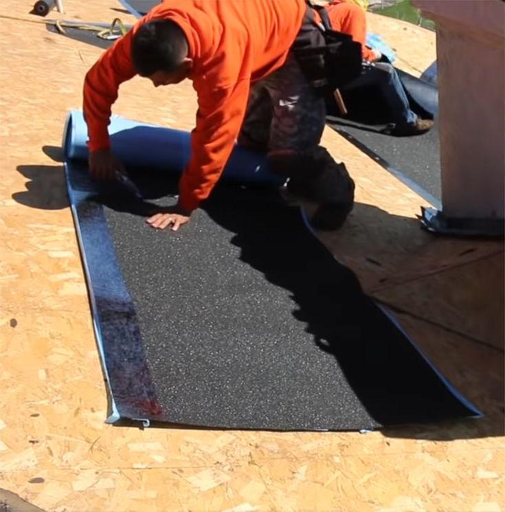 Synthetic Roofing Felt Synthetic Roofing Roofing Felt Roof