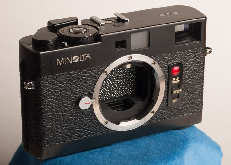 Minolta CLE - 1980