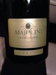 Majolini Franciacorta - still my favorite Franciacorta and house sparkler after all these years.