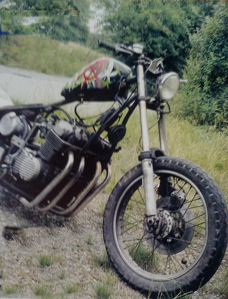 Marvelous Honda Ratte