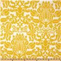 Premier Prints Twill Gotcha Corn Yellow - Discount Designer Fabric - Fabric.com