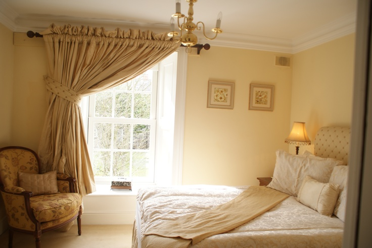 The Crocket room is our small elegant double room