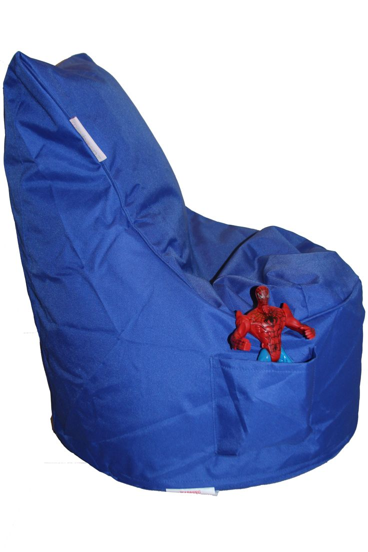 Blue Toddler Chair Mini Beanz® brings you a range of comfortable and stylish seating options for all your children of all ages. The Mini Beanz® Bean Bag Collections are exclusively designed to be used from birth through all ages, with each collection offering different styles of Bean Bags.