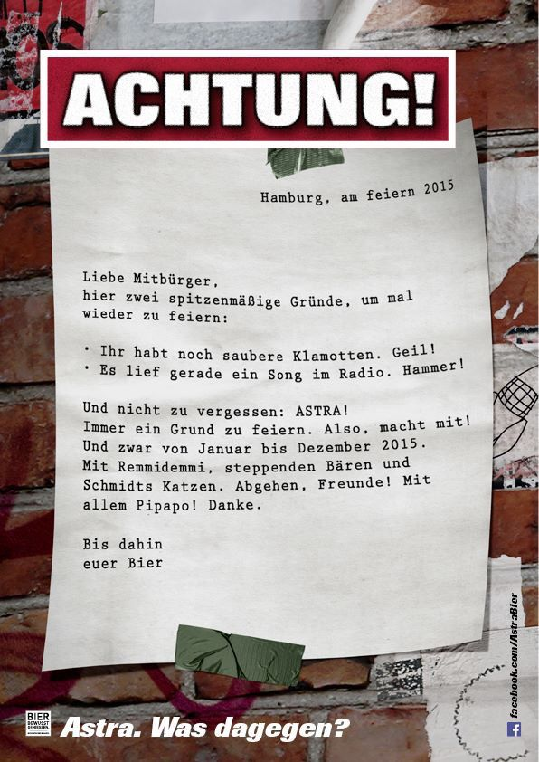 Achtung Achtung