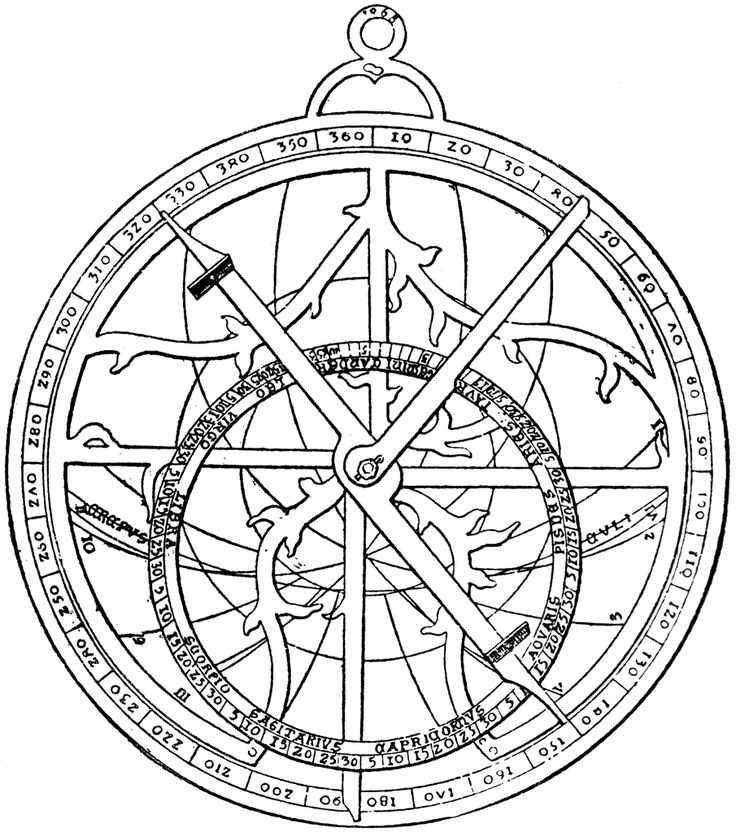 9 best astrolabe images on pinterest