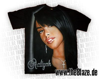 » Aaliyah Lounge Forum - Aaliyah-Talk - Aaliyah T-Shirt - Seite 1