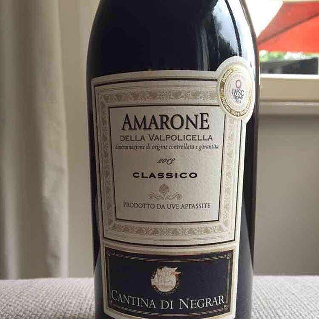 Amarone Delle Valpolicella Classico - Italie - Amarone - 2013 #mywinebook #vin #wine #vino - http://appstore.com/mywinebook