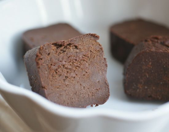 Sugar Free, Gluten Free, Anti-Candida, Vegan Carob Fudge Recipe | Diet, Dessert and Dogs