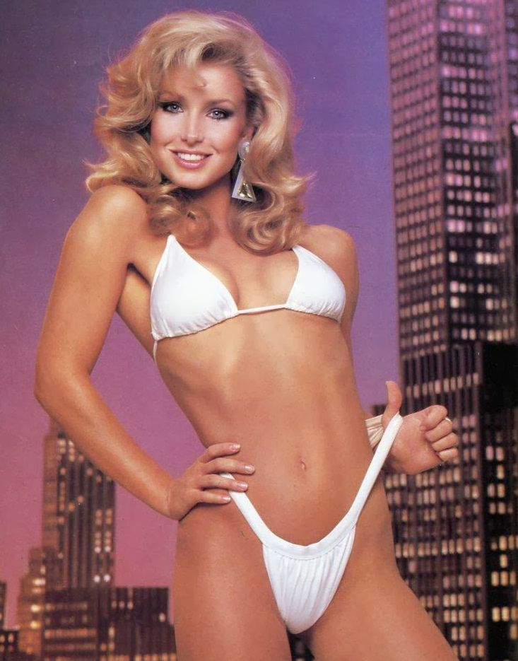 Heather Thomas Bikini 68