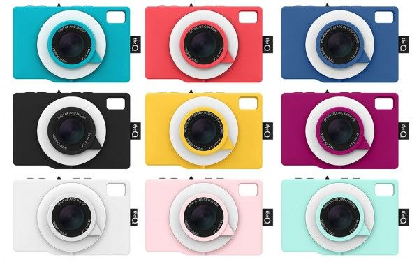 theQCamera. Fonte: http://papelpop.com/2013/08/theqcamera-a-primeira-maquina-fotografica-social/