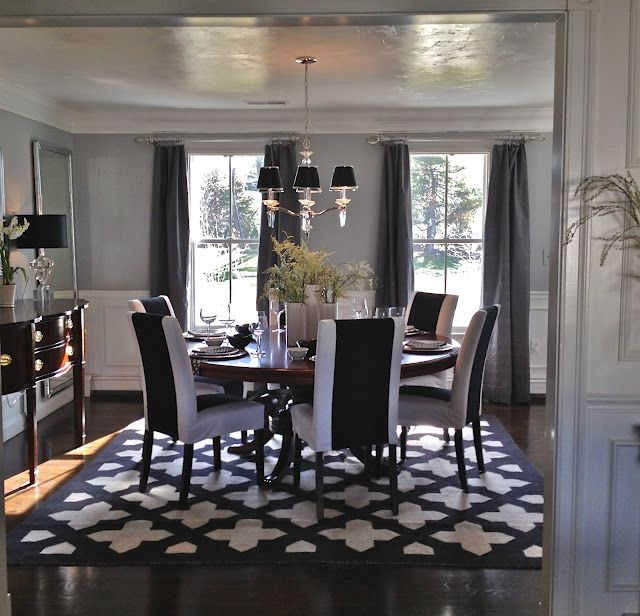 Gray Dining Room Ideas: 437 Best For The Home Images On Pinterest