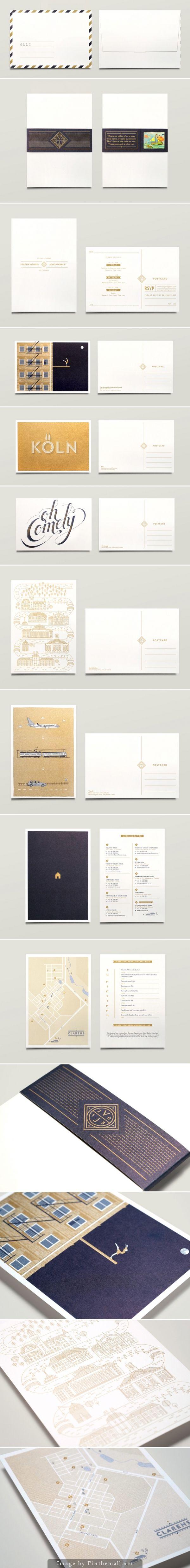 Jono Garrett: Wedding Materials