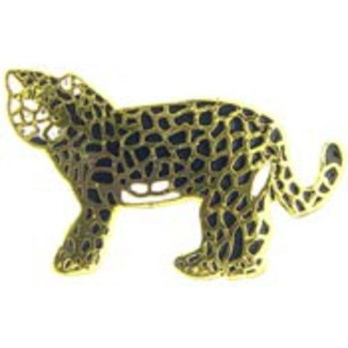 """Leopard Pin 1"""" by FindingKing. $8.99. This is a new Leopard Pin 1"""""""