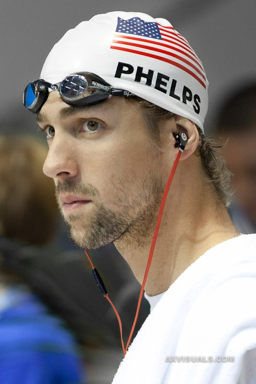 Michael Phelps, my love