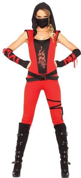 Ninja Assassin 4 Pc Red