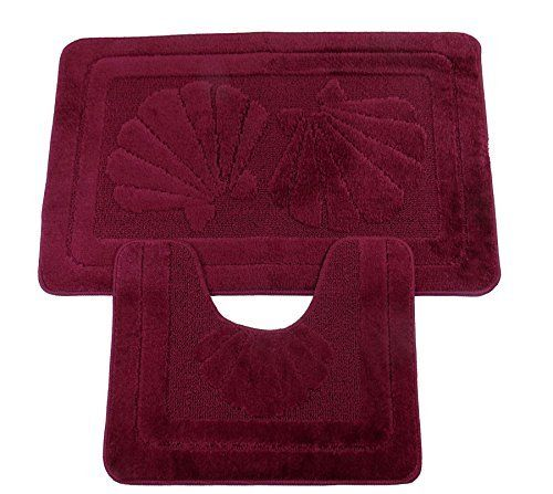 pedestal mats for bathroom