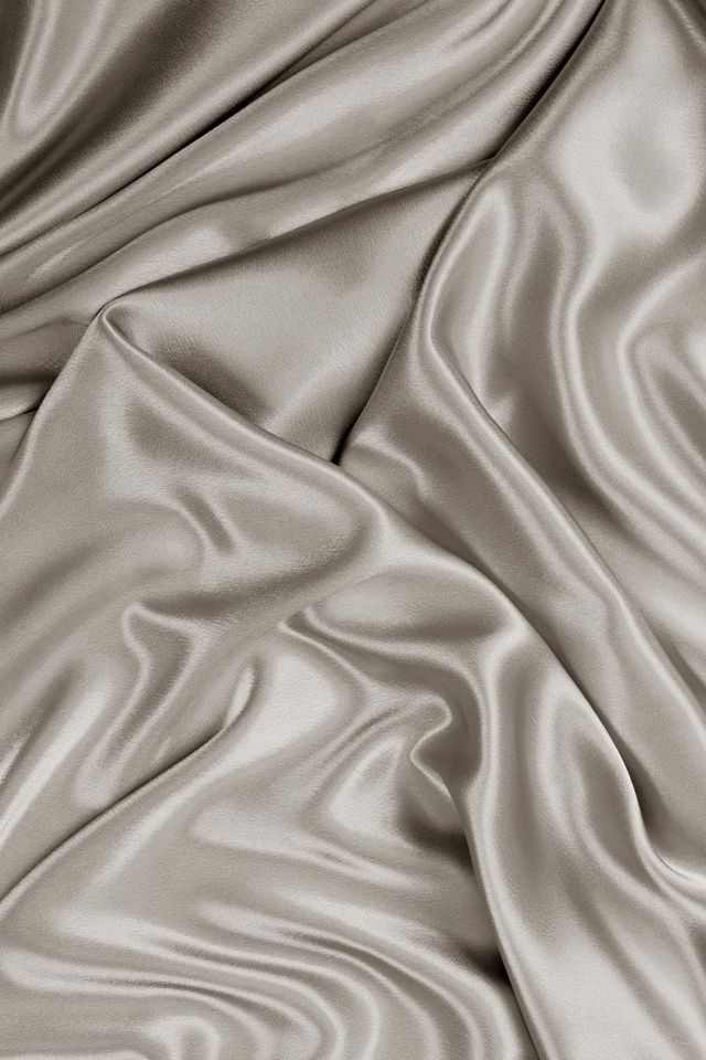 сатин, серый, шелк, silk, ткань, текстура
