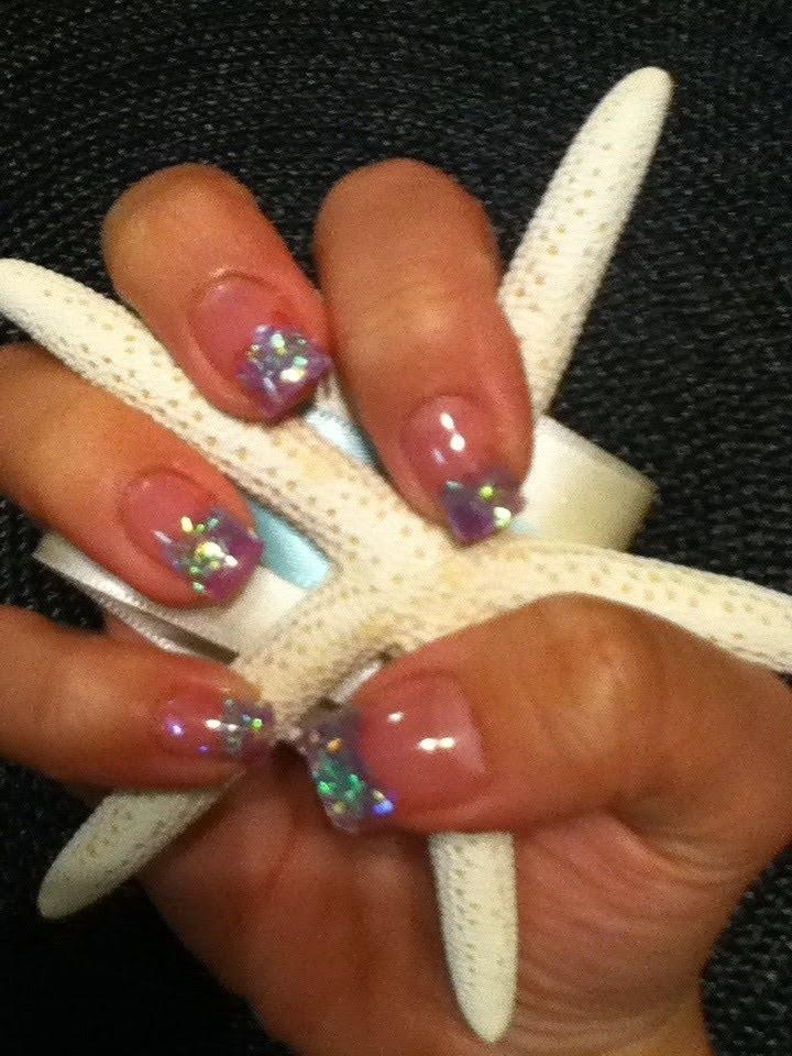 31 best Nail me mylar images on Pinterest | Mylar nails, Acrylic ...