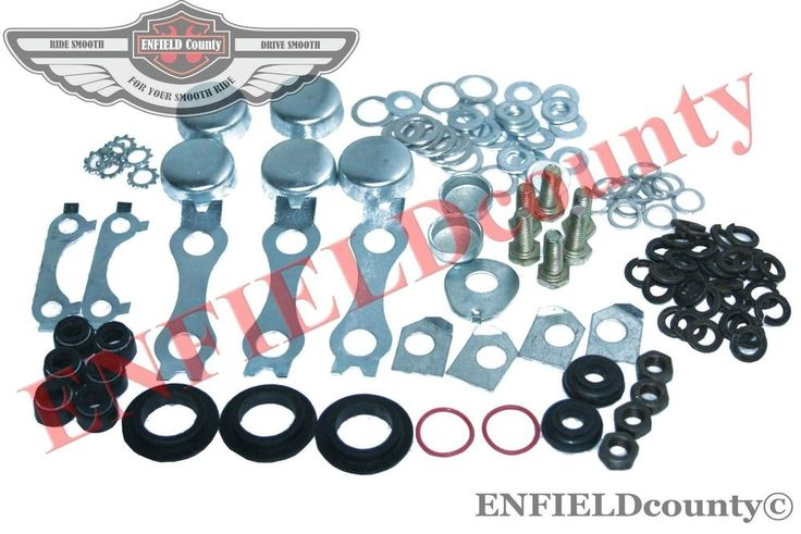 ENGINE REPAIRING NUT BOLT WASHER COMPLETE KIT MASSEY FERGUSON 35 TRACTORS