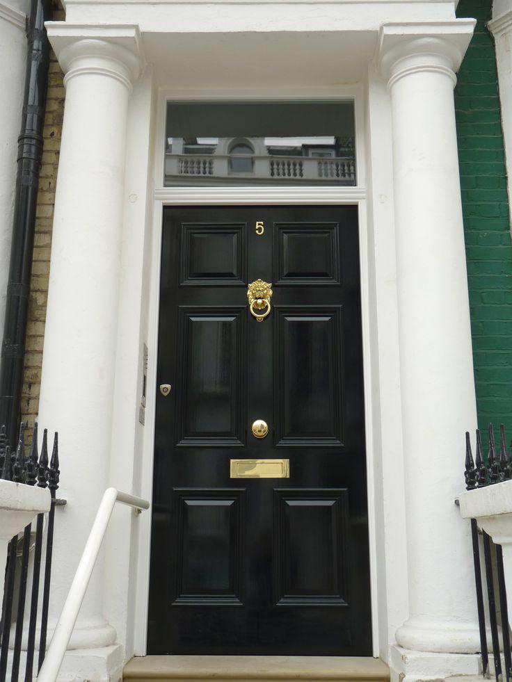 181 Best Nice Period Front Doors And Door Furniture Images