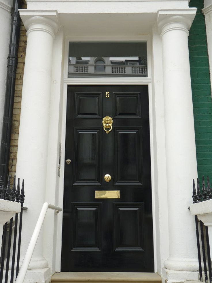 Period front door purpose made replacement period front for 10 downing street front door paint